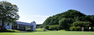 ケントスゴルフクラブ クラブハウス